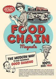 Food Chain Magnate - Board Game