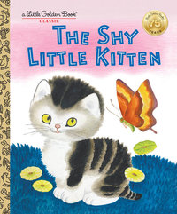 LGB:The Shy Little Kitten by Cathleen Schurr image