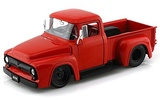 Jada: 1/24 Btm Ford F100 – Diecast Model (Red)