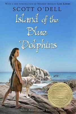Island of the Blue Dolphins by Scott O'Dell image