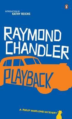 Playback by Raymond Chandler image