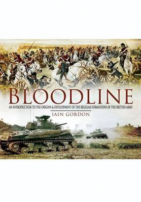 Bloodline by Iain Gordon