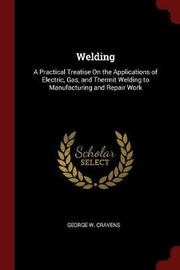 Welding by George W. Cravens image