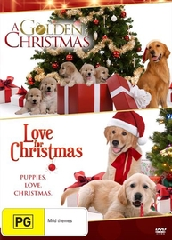 A Golden Christmas & Love For Christmas on DVD