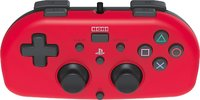 Hori Wired Mini Gamepad (Red) for PS4
