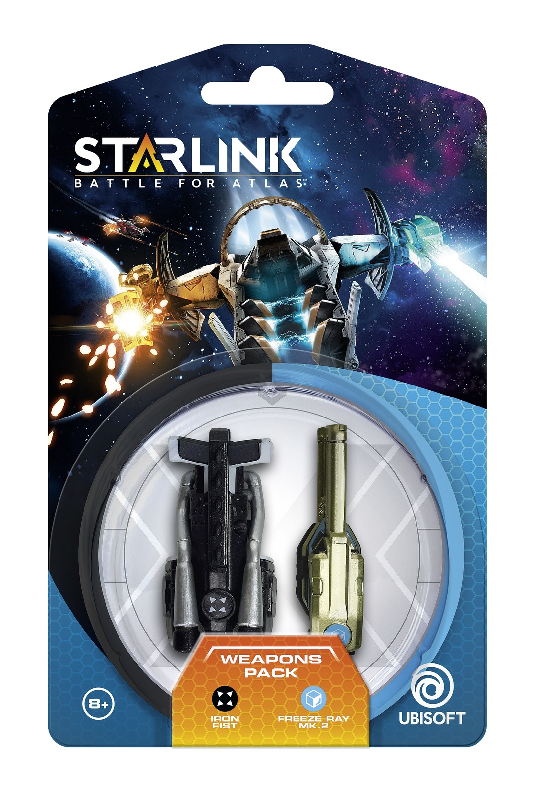 Starlink Weapon Pack - Iron Fist/Freeze Ray for  image