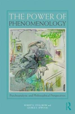 The Power of Phenomenology by Robert D Stolorow image