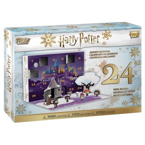 Harry Potter - Pocket Pop! Advent Calendar (2018)