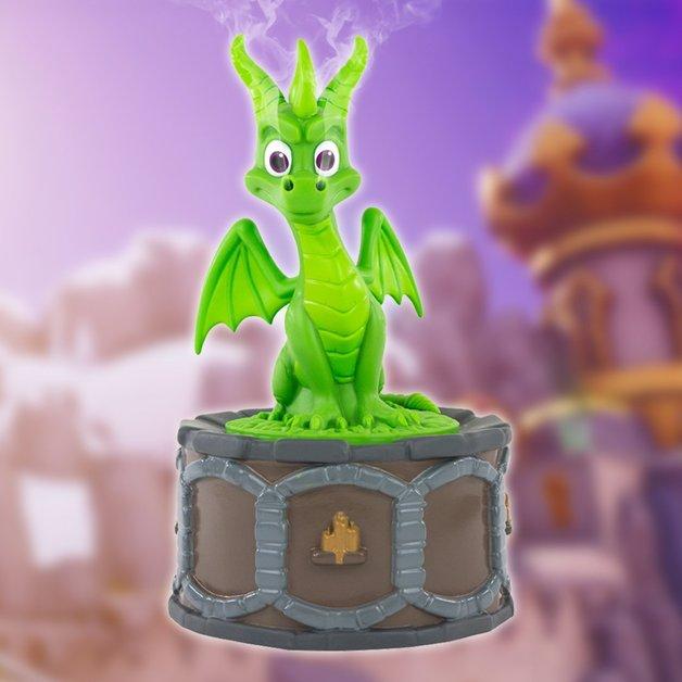 Spyro the Dragon: LTD Edition Green Incense Burner Figure