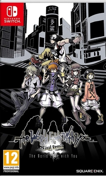 The World Ends With You: Final Remix for Switch