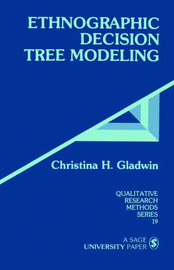 Ethnographic Decision Tree Modeling by C. H. Gladwin