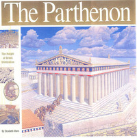 The Parthenon by Elizabeth Mann image