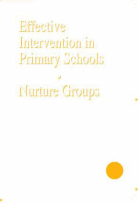 Effective Intervention in Primary Schools by Marion Bennathan image