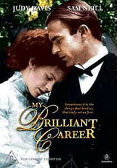 My Brilliant Career on DVD