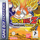 Dragon Ball Z: Supersonic Warriors for Game Boy Advance