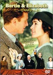 Bertie And Elizabeth on DVD