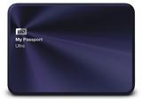 2TB WD My Passport Ultra Metal USB 3.0 External Hard Drive (Blue/Black)