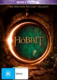 The Hobbit Trilogy DVD