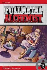 Fullmetal Alchemist: v. 19 by Hiromu Arakawa