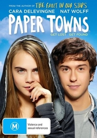 Paper Towns on DVD