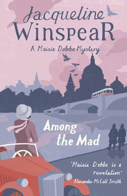 Among the Mad by Jacqueline Winspear image