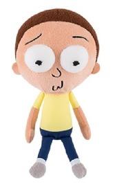Rick & Morty - Hero Plush (Sad Morty)