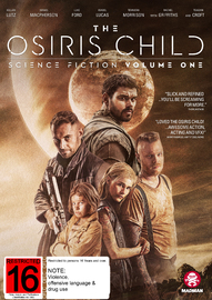The Osiris Child: Science Fiction - Volume One on DVD image