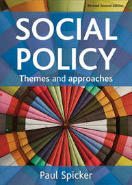 Social Policy by Paul Spicker