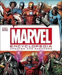 Marvel Encyclopedia (Updated & Expanded) by DK