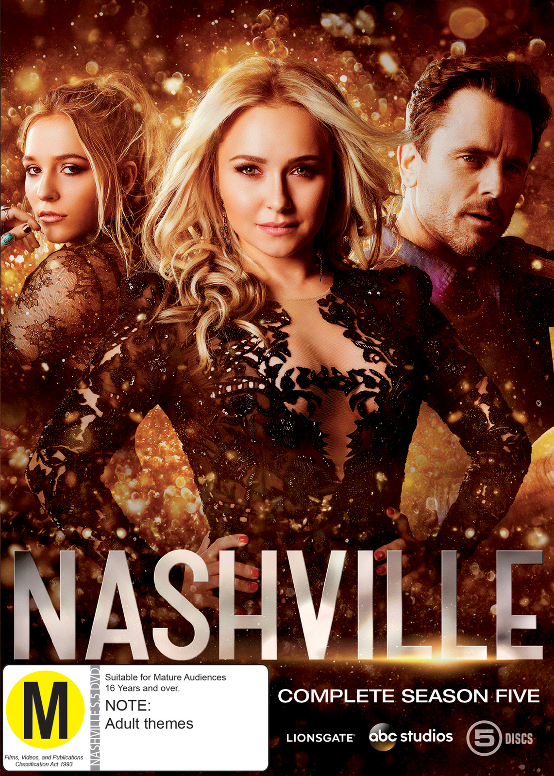 Nashville - The Complete Fifth Season on DVD image