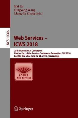 Web Services - ICWS 2018