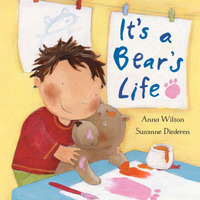 It's A Bear's Life by Anna Wilson image