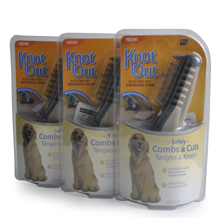 Electric Pet Comb image