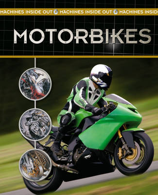 Motorbikes by Chris Oxlade image