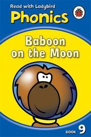 Baboon on the Moon image