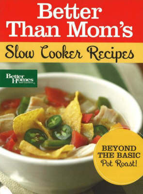 Better Than Mom's, Slow Cooker Recipes image