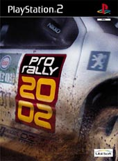 Pro Rally 2002 for PS2