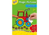 Magic Pictures: Farmyard - by Galt