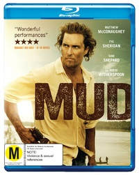 Mud on Blu-ray
