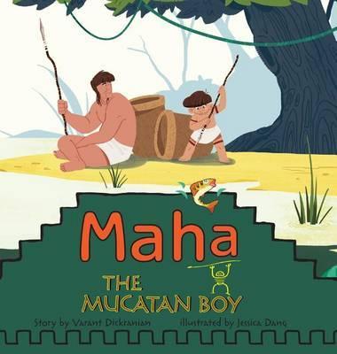 Maha the Mucatan Boy by Varant Dickranian