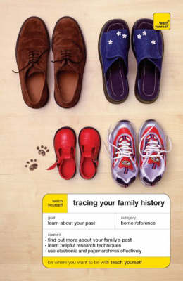 Teach Yourself Tracing Your Family History by Stella Colwell image