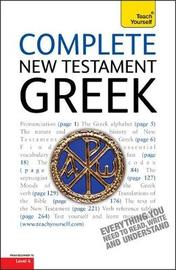 Complete New Testament Greek by Gavin Betts
