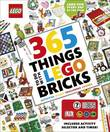 365 Things to Do with LEGO Bricks by DK