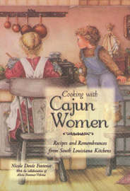 Cooking with Cajun Women by Nicole Denee Fontenot image