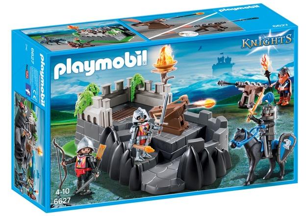 Playmobil: Knights - Dragon Knight's Fort