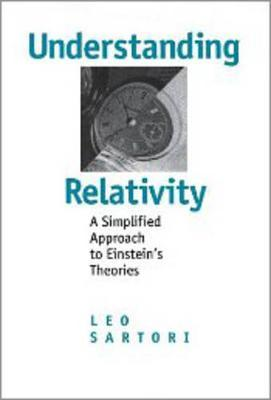 Understanding Relativity by Leo Sartori