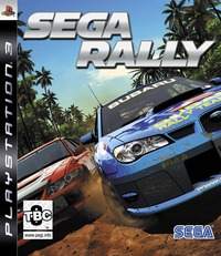 Sega Rally for PS3 image
