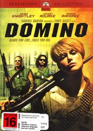 Domino on DVD image