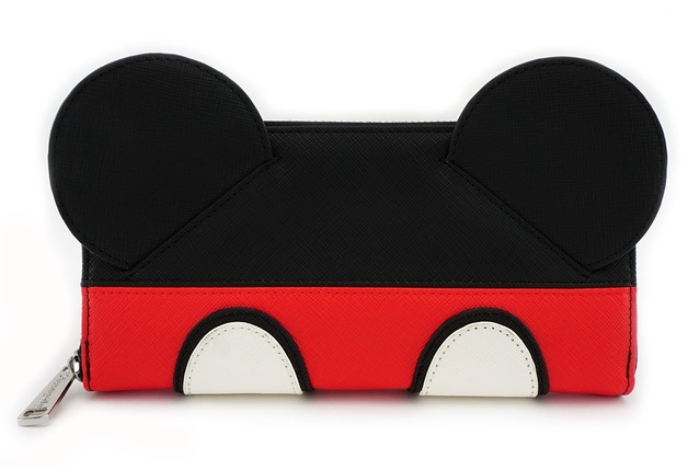 Loungefly: Disney Mickey Mouse - Cosplay Wallet
