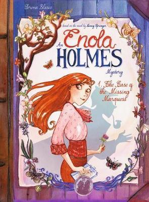 Enola Holmes by Serena Blasco